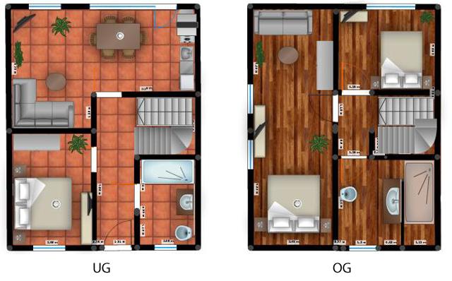 Wohnzimmer Mit TV Einbaukche Kamin